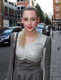 "Diana Vickers | Leaving ""This Morning"" Studios in London | October 19 | 46 leggy pics"