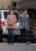 th 55634 Selena8 123 369lo Selena Gomez   at a restaurant in Hollywood 01/10/2012
