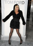 Suzanne Somers In Black Pantyhose