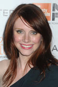 Bryce Dallas Howard @ Hereafter premiere in New York City 10/10/10