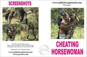 Cheating Horsewoman