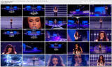 Cher Lloyd, Rebecca Ferguson & Katie Waissel - X Factor (Live Shows Week 6) - 13th Nov 10