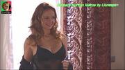 Barbara Norton Matos sensual em lingerie na novela Sedução